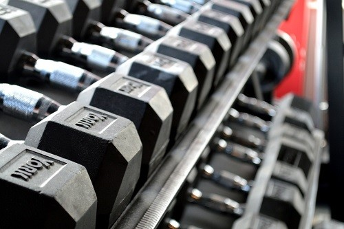 Dumbbells Rack