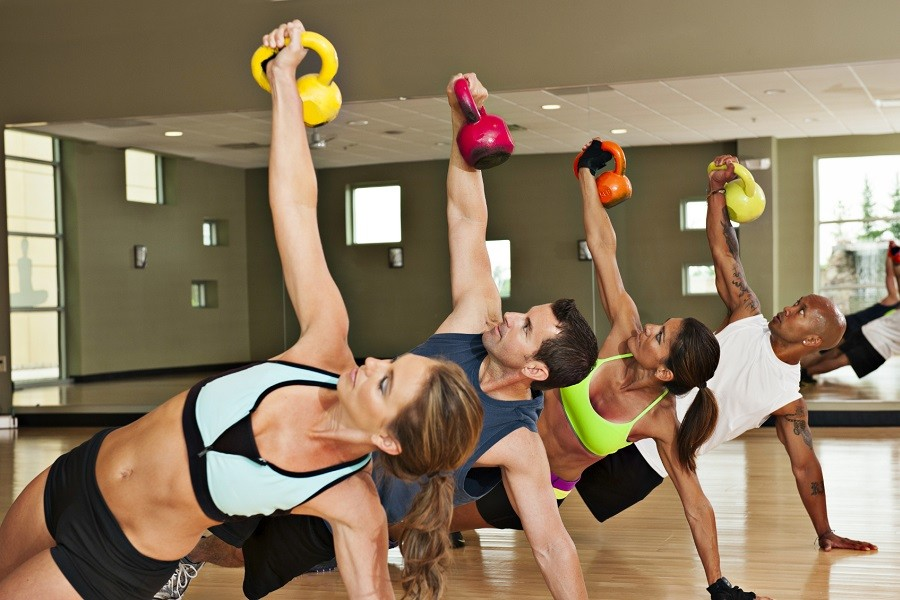 Kettlebell Exercises Will Help You Excel At These 3 Sports