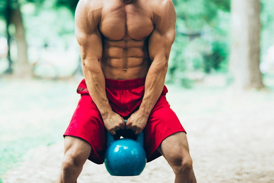 Say Goodbye Crunches And Hello To These Kettlebell Exercises For Abs