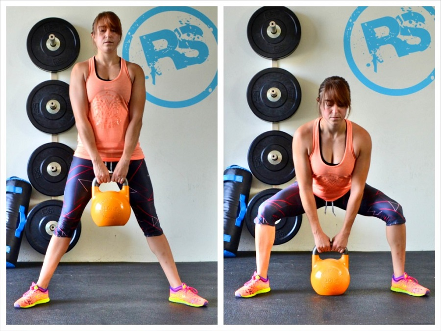 How to Kettlebell Deadlift Properly: An Educational Guide
