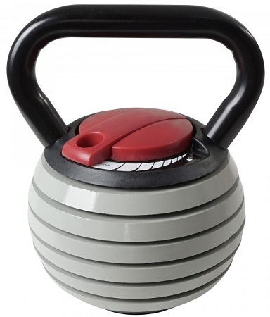 Titan Fitness 5lb to 40lb Adjustable Kettlebell