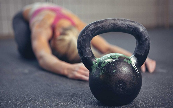 Back Pain from Kettle Bells