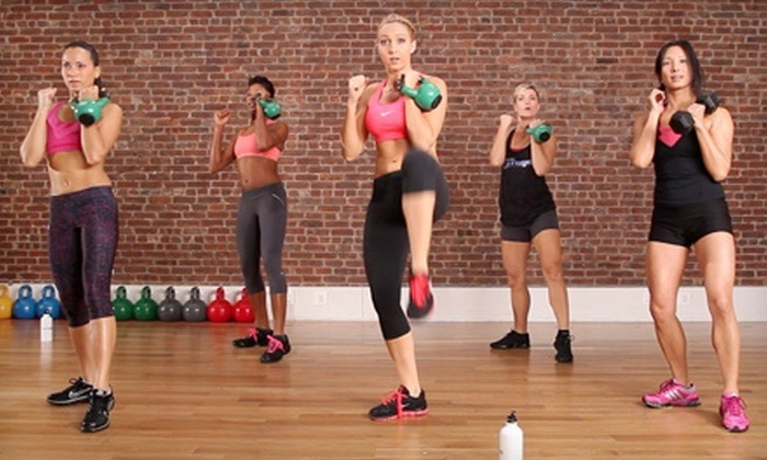 Kettlebell Kickboxing: Kick Your Training Up a Notch