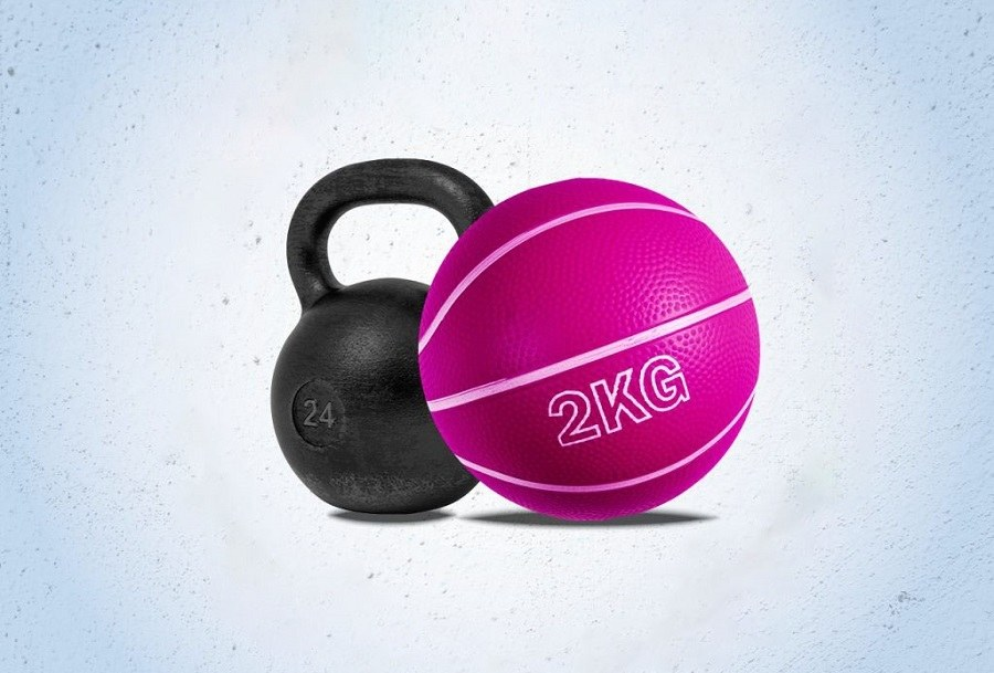 Kettlebell Vs Medicine Ball: Is There Really A Difference?