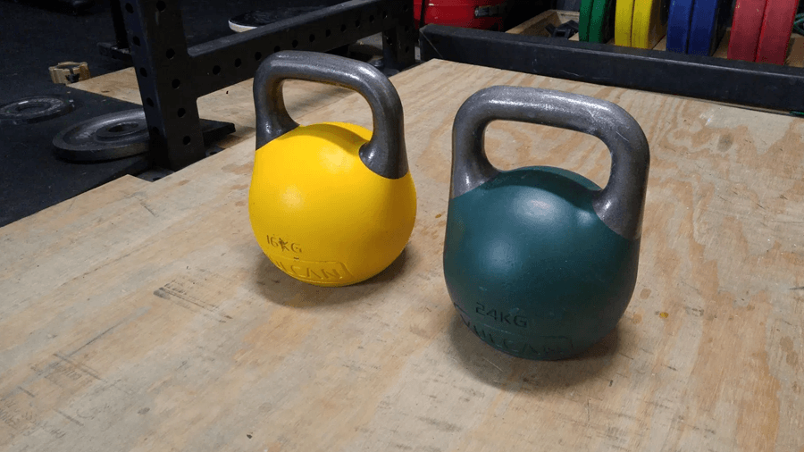 Used Kettle Bell